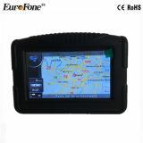 Promoción navegador impermeable del GPS de la motocicleta de 4.3 pulgadas