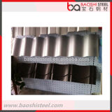 El calor duradero barato resiste el material para techos acanalado del metal de hoja