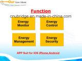 Электричество сбережения монитора энергии