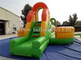 Раздувной большой Halloween Ballers/раздувные шарики Wipeout с Pumpking смотрит на полосу препятствий /Big Baller