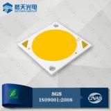 Diodo emissor de luz da ESPIGA do poder superior 80ra 3350-3650k 130-140lm/W da ESPIGA Modules37W 2828 do diodo emissor de luz