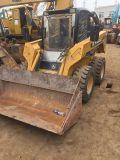¡Cargador usado para la venta, cargador usado del patín de John Deere 260-2 del lince S150/S250/863 del buey del patín para la venta!