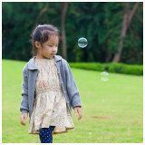 Phoebee 100% Wolle-scherzt strickendes Kind-Kleid Mädchen-Kleidung