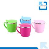 Taza barata del acero inoxidable para los niños/taza para la venta