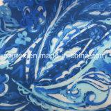 Semi-Тускловатая Nylon ткань тафты с печатание для вниз куртки, водоустойчивым, выкриком цифров Oile