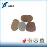 Portador de cerámica del panal para la capa