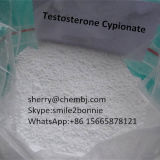Testosterona esteróide anabólica Cypionate do pó da venda quente