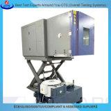 Chambre complète d'essai de la vibration trois climatiques d'humidité de la température de chambre à atmosphère contrôlée