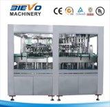 Terminar a linha de produção de enchimento do suco automático do frasco de vidro