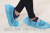 Disaposable PP/PE/CPE no tejido impermeabiliza la cubierta del zapato