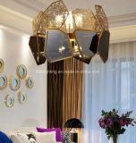 Premier éclairage populaire de maison de décoration de lampe pendante de modèle pour le projet