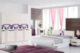 Jeu de chambre à coucher de meubles de chambre à coucher de qualité pour le prix bon marché (HC219)