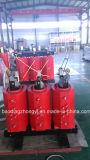 Transformateur d'alimentation sec triphasé de constructeur de la Chine d'appareillage électrique de série de Scb