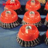 12, 500 U-/Mincup-Pinsel geknotete schwere