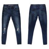 Estate di modo jeans nuovi comodi della signora del 2017 (MYB04)