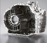Präzisions-Prägealuminiumlegierung-Motor-Shell-Deckel für Motorrad/Automobilteil
