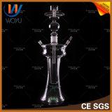 Nargile Shisha Glasfertigkeit-einzelne Rohr-Rauch-Huka