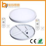 600mm superficie redonda LED luminaria de techo Panel de cubierta de la lámpara de iluminación interior hogar adorna LED