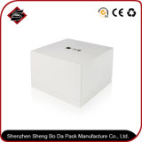 Material Reciclado Customized Cake / Jóias / Gift Printing Paper Packaging Box