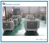 Transformador de potencia inmerso en aceite la monofásico pequeño para la electricidad