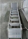 Лестницы лесов Stairways ремонтины алюминиевые с крюком