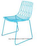 Cadeira clássica clássica clássica de alça lateral de dobramento de metal clássica