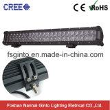 "23 "" barra ligera de la luz de conducción del carro LED del coche 144W 4X4 LED"