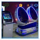 Sedi economiche 9d Simulador De Cinema del cinematografo 2 di Vr dell'uovo 9d con i giochi 9d