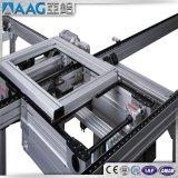 Perfil de aluminio/de aluminio para la cadena de producción y el equipo que trabaja a máquina