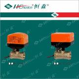 La vávula de bola/la bola motorizadas Dqf-C2 Valve/HVAC controla productos