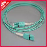 kabel van het Flard van de 10GigUniboot LC Vezel HD de Optische