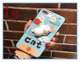 Comprimir 7 telefones a caixa do gato Ipone6/