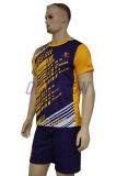 2017 le ultime uniformi di calcio della squadra di modo di disegno impostate (S023)