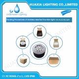 36W 316ss reines weißes/warmes weißes vertieftes Unterwasser-LED-Licht