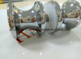 Botão da forma do cilindro Bh-22, punhos pequenos da porta de vidro do quarto de chuveiro