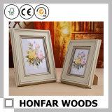 Blocco per grafici di legno reale della foto di Gary per la decorazione della camera di albergo