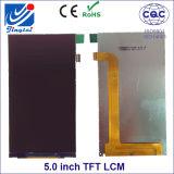 5.0 '' pantalla del Tn TFT LCD del teléfono móvil 39pin