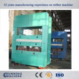 Prensa de vulcanización del cristal de exposición eléctrico hidráulico de la calefacción