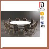 Tabelas de jantar do restaurante do projeto profissional e cadeiras baratas (BR-A163)