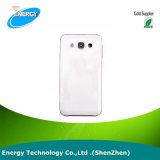 100% alloggiamento garantito qualità del coperchio posteriore, per il coperchio di batteria della galassia E5 di Samsung indietro