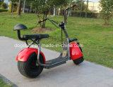 2017 Novos produtos Big Two Wheels Citycoco 1000W 60V Scooter elétrico, motocicleta elétrica de alta qualidade de 1000W
