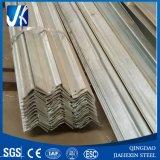 Stahlkonstruktion-Teile galvanisierter Stahlwinkel-Stahl für Q235orq345