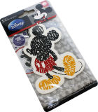 Cartoon Mickeypaper ambientador dispensador para coche