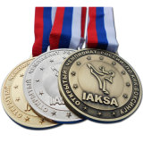 Medallones calientes modificados para requisitos particulares del metal de la venta para el recuerdo