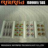 최신 판매 화학 스티커를 인쇄하는 접착성 서류상 레이블 스티커
