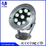 Alta indicatore luminoso del raggruppamento montato dell'indicatore luminoso 12W LED del serbatoio dell'acquario della PANNOCCHIA LED di alta qualità di lumen superficie
