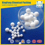 99% de bola de cerámica de alúmina pura para soportes de soporte de catalizador