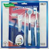 Installationssatz-Zahnbürste-Installationssatz-oraler Sorgfalt-Installationssatz-Familien-Satz des Zahnpflege-8PC