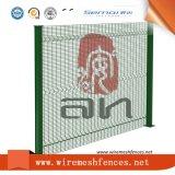 358 сваренная загородка ячеистой сети