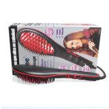 Escova de cabelo profissional do Straightener do cabelo de Ufree